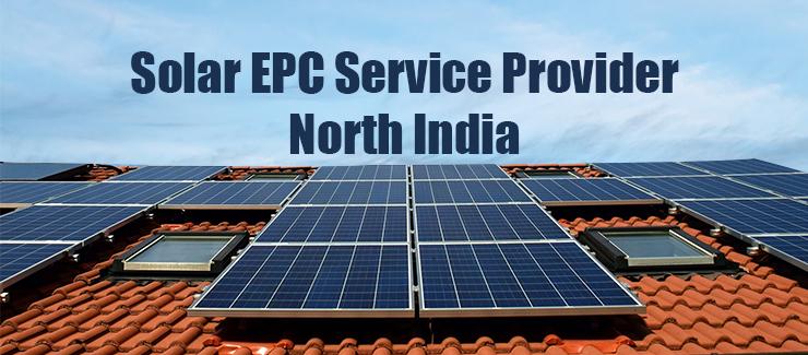 solar epc service provider north india